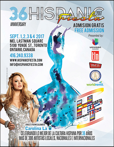 Hispanic Fiesta 2017