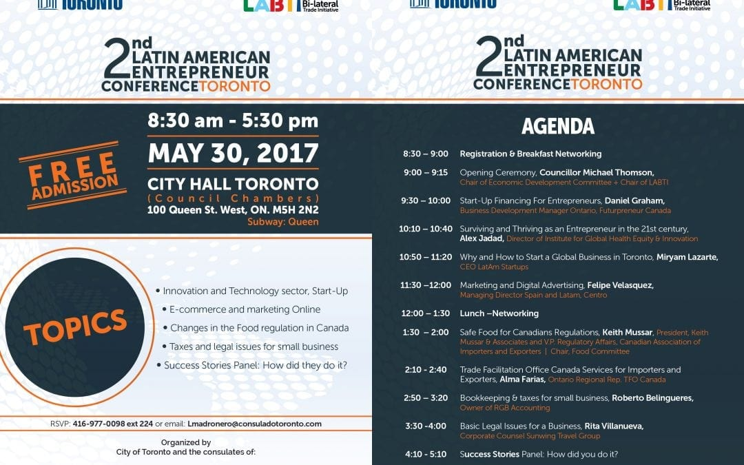 2nd Latin American Entrepreneur Conference