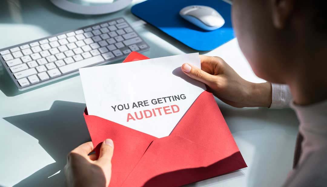 red flags that could lead to a CRA audit