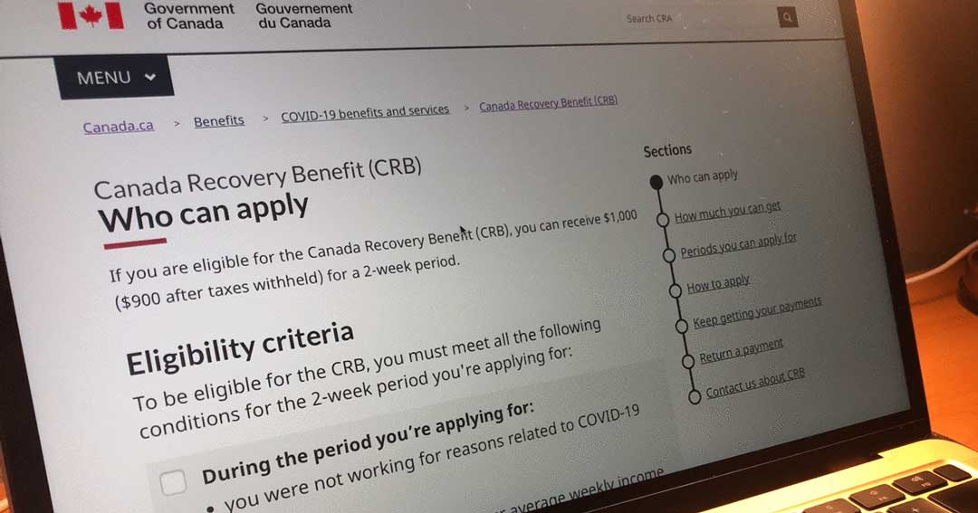 CRA Emergency Payments: 2 Massive Changes Coming