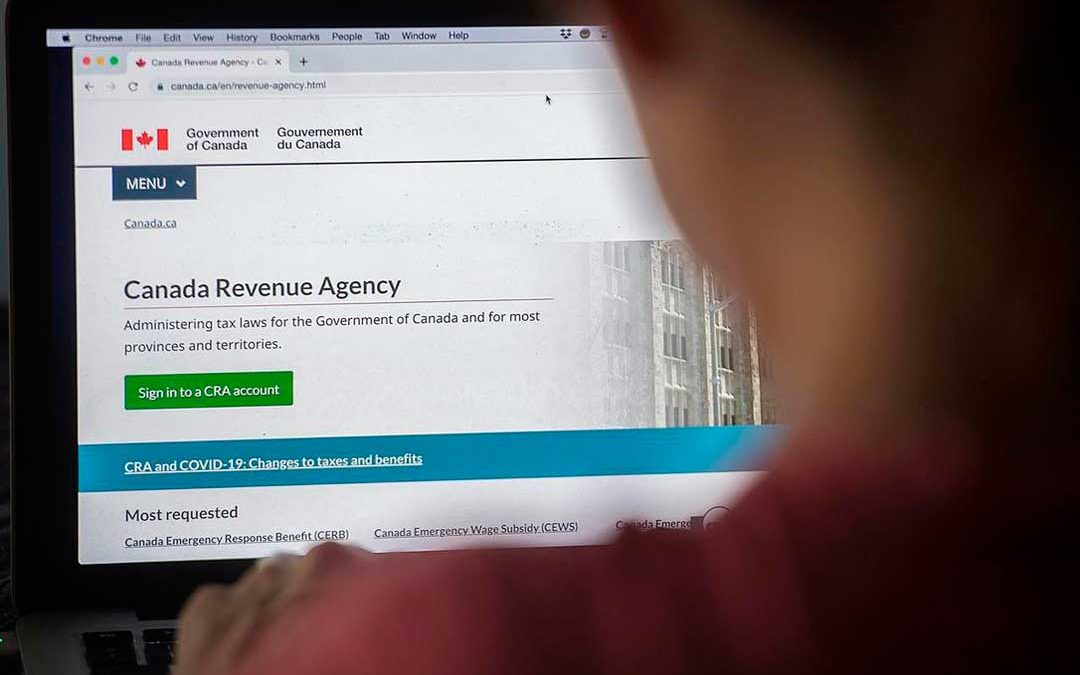 CRA locking 800K Canadian taxpayers out of accounts