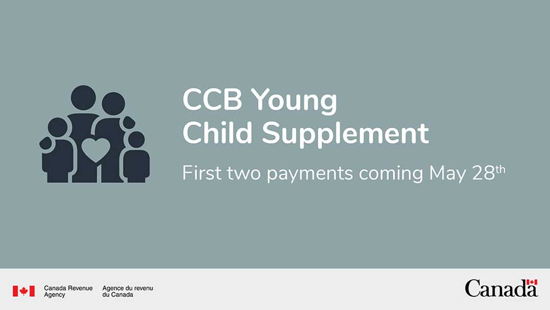Canada's Child Benefit Boost Is Coming In May & Here's How To Get It