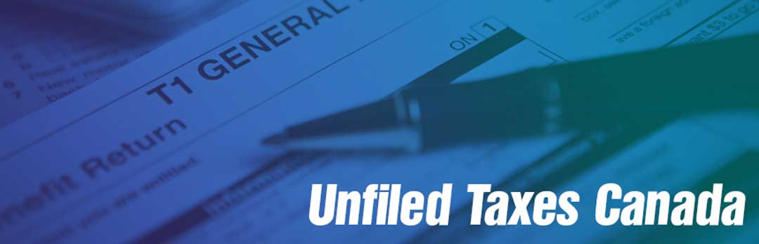 Unfiled Tax Returns For Years