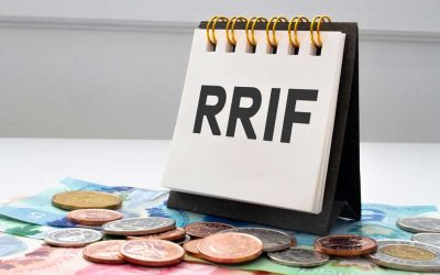 RRSP/RRIF and non-registered investments